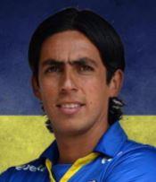 3. Marcos Velásquez