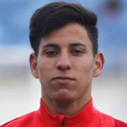 22. Oliver Rojas (Sub 21)