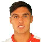 2. Matías Silva (Sub 21)