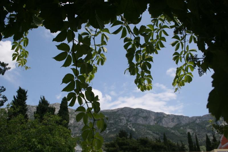 Utsikt Gradac