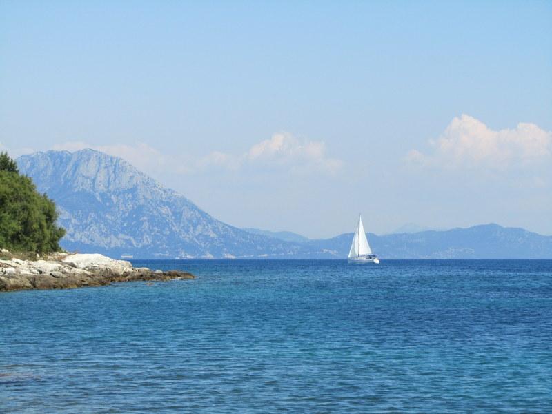 Kroatien Båt