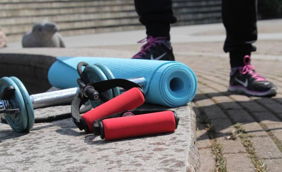 trend och träning