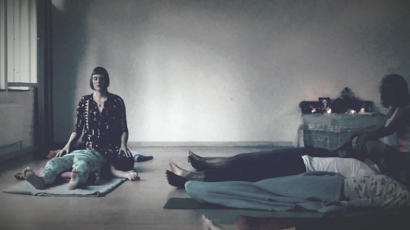 Grateful Heart Yogaretreat med Yoga Nidra