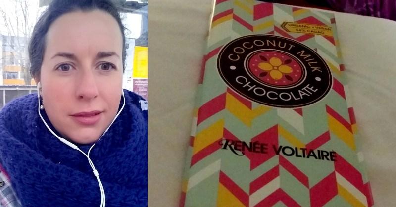 EnEmilia Renee Voltaire choklad på kokos