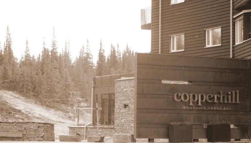 åre copperhill vår