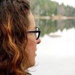 bli klimatsmart - bild på Emilia vid sjön