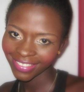 nigerian makeup artist