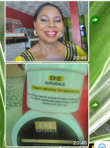 ene naturals anti aging products customer review