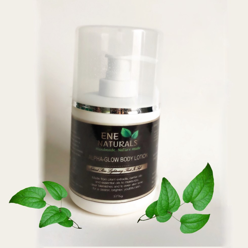 natural skin lightening lotion