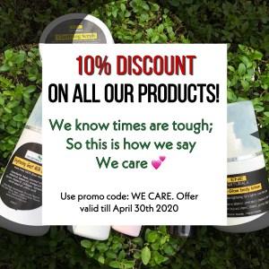 natural skincare coupon