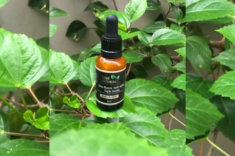 skin renew anti aging serum