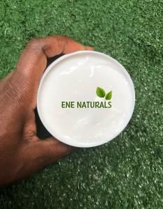 ene naturals body cream