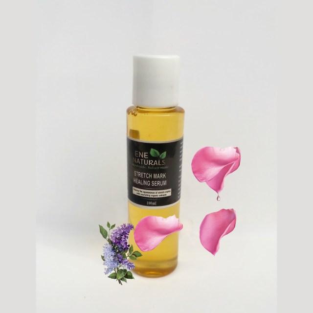 Stretch mark healing serum