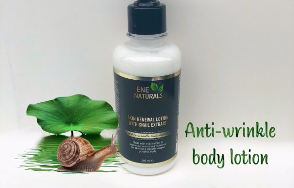 SKIN RENEWAL LOTION WITH SNAIL EXTRACT