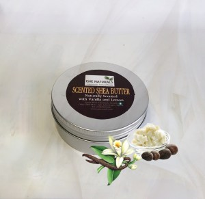 Scented shea butter