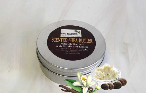 SHEA BUTTER SCENTED