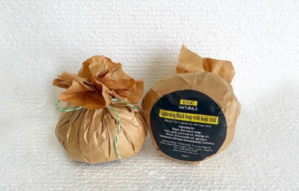 LIGHTENING BLACK SOAP (PAPER PACK)