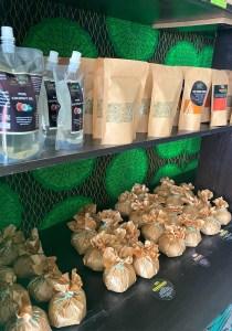 Organic product refills