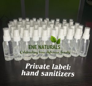 hand sanitizer contract manufacturer