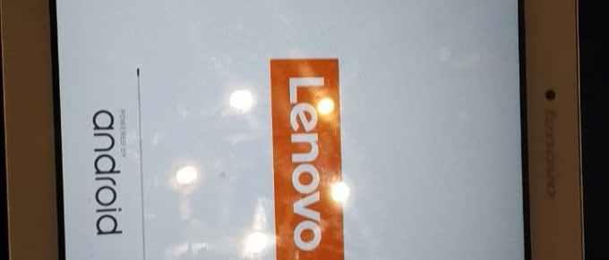 Перепрошивка Lenovo Тab A10-70L