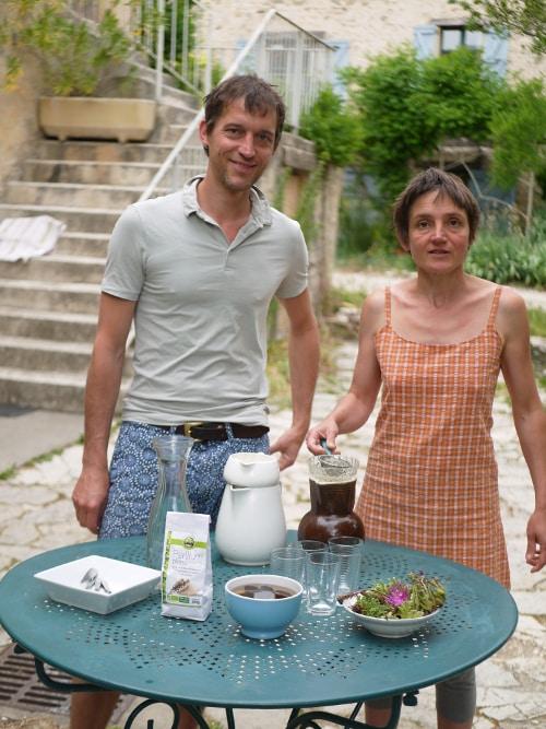 semaine de jeûne forcalquier arrivée jus de légumes