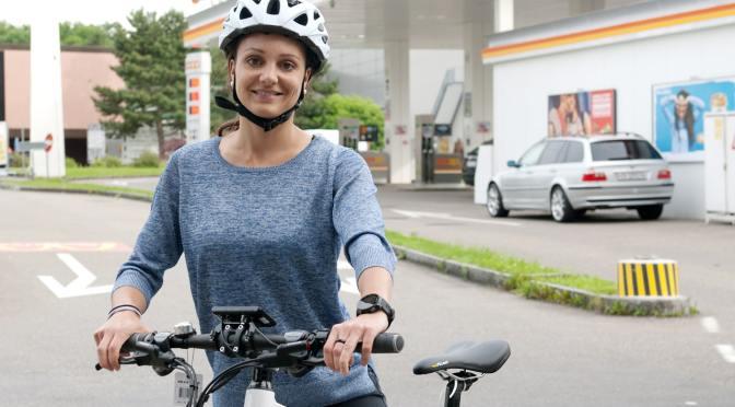 Bike4Car-Aktion motiviert