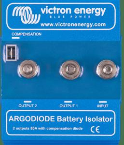 Argodiode 100-3AC 3 batteries 100A Retail