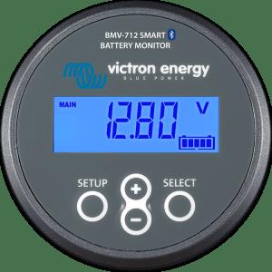 Battery Monitor BMV-712 BLACK Smart