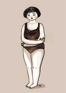 Sentient body - body shame