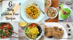 6 Tasty Gluten Free Recipes