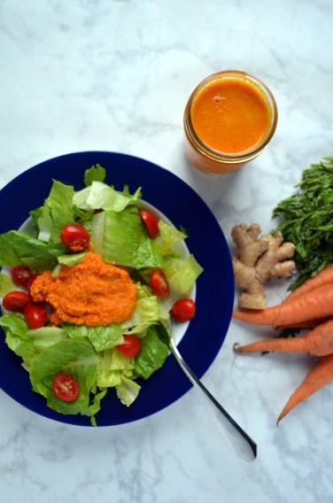 Carrot Ginger Dressing 3