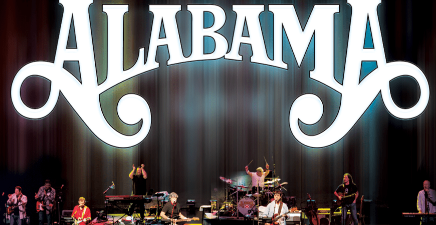 Moose FM presents Alabama