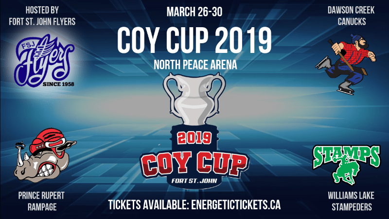 Fort St. John Coy Cup – 2019