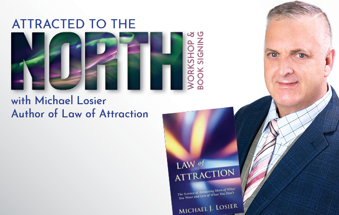 Attracted to the North with Michael Losier