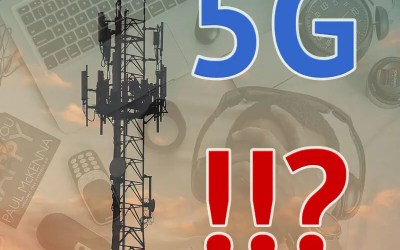 Schutz vor 5G Handystrahlung der neusten Generation