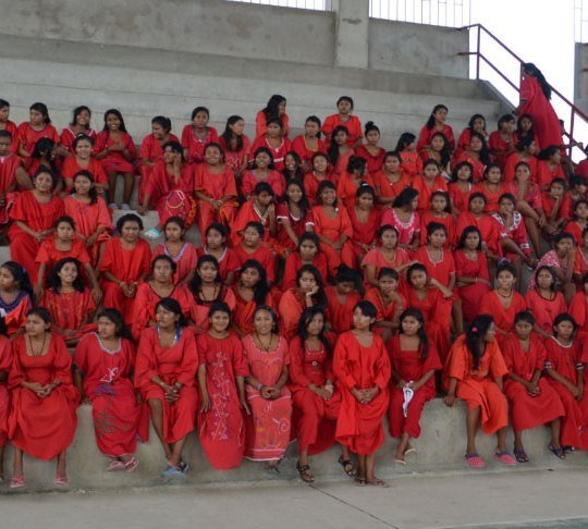 Proyecto de Energía Limpia en Siapana, Guajira. Foto: Juan Daniel Correa