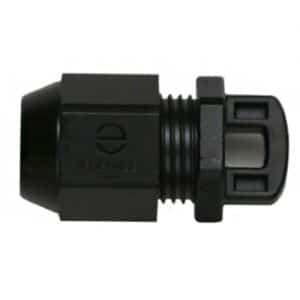 Enphase Q Cable Termination Cap H00057. Se utiliza para terminar el extremo de un cable enphase Q no utilizado. Es necesaria para cada rama de AC Circuito