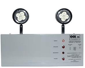 Lámpara de emergencia industrial EEI-12 New light EEISA
