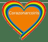 corazon arcoiris