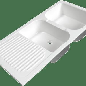 Evier de cuisine E10 12060-2