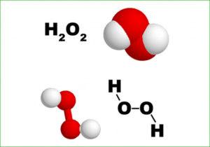 peroxyde d'hydrogène