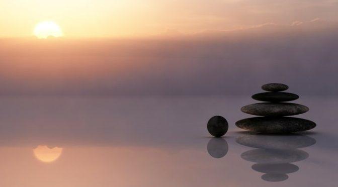 Meditace k dobrému zdraví a vysokému věku