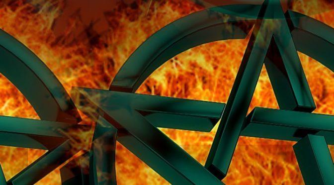 Pentagram – magický symbol