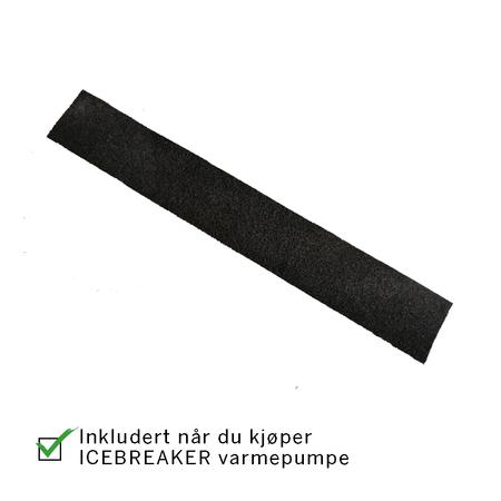 Panasonic Icebreaker tilbehør x-acf aktivt kullfilter