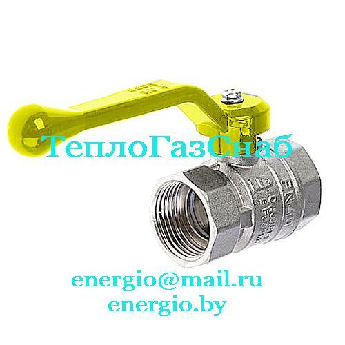 Кран газовый муфтовый Ду25