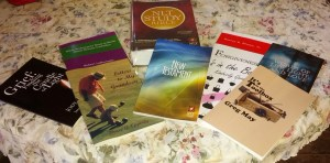 Books for Reimagine Santa Rosa County