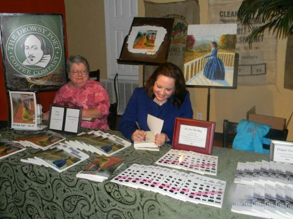 Kimberly Gordon book signing 02.18.13