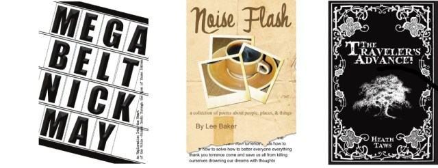 Megabelt noise flash Travelers covers