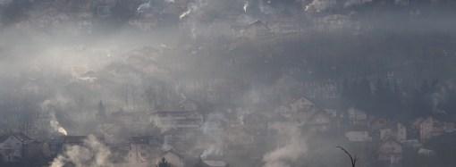 Guardianova analiza: Sarajevo ima najzagađeniji zrak u Evropi