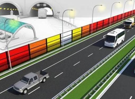 Zvučne barijere na putevima uskoro će proizvoditi struju